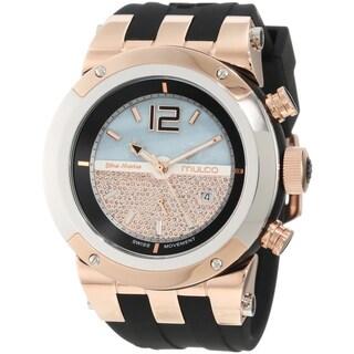 Mulco Unisex 'Glitz' Swiss Quartz Watch