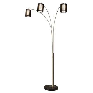 Steccia 3-light Arc Floor Lamp