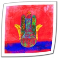 Elena Ray 'Hand of Fatima' Unwrapped Canvas
