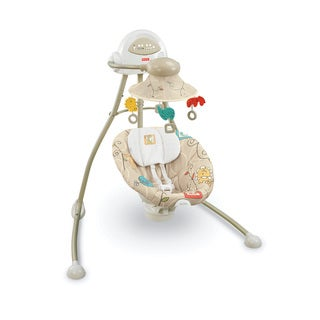 Fisher-Price Animal Krackers Cradle Swing