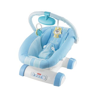 Fisher-Price Cruisin' Motion Soother in Blue