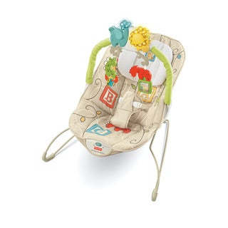 Fisher-Price Animal Crackers Playtime Bouncer