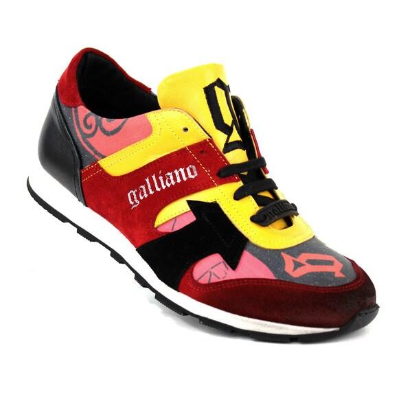 Galliano Men's Fashion Sneaker