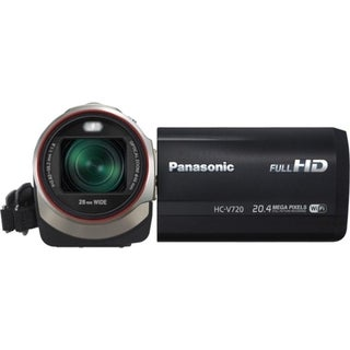 Panasonic HC-V720 Digital Camcorder - 3