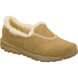 Women's Skechers GOwalk Toasty Natural