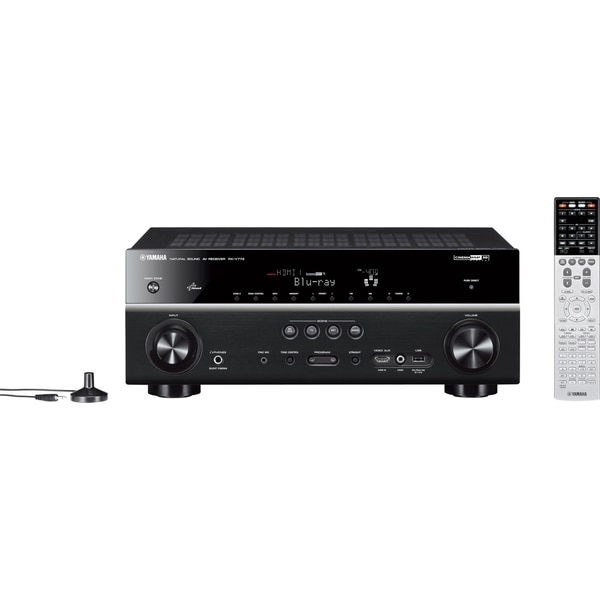 Yamaha RX-V773 3D Ready A/V Receiver - 7.2 Channel - Black