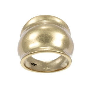 Kenneth Cole Goldtone Sculpture Ring