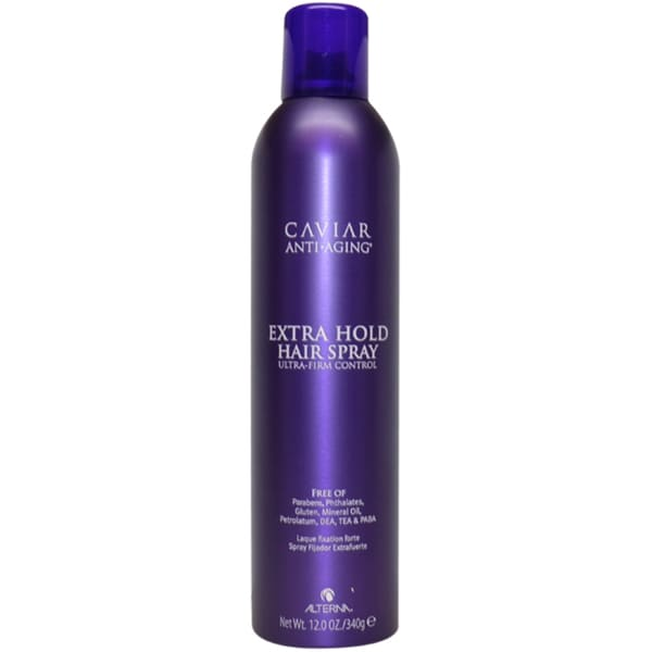 Alterna Caviar Anti Aging Extra Hold 12-ounce Spray