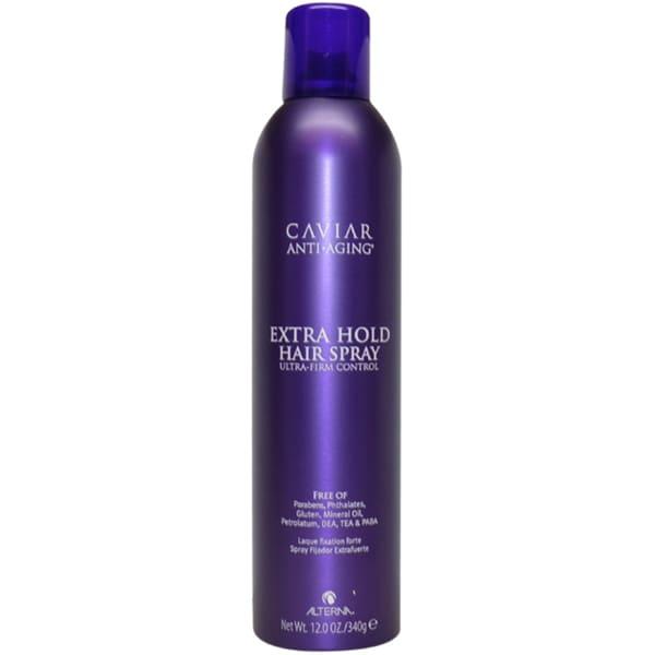 Alterna Caviar Anti Aging Extra Hold 12-ounce Spray