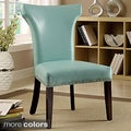 Flarisa Contemporary Accent-Dining Chairs (Set of 2)
