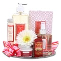 Alder Creek Gift Baskets Elegant Spa Gift Tray