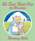 The Bear Went over the Mountain (Board book)