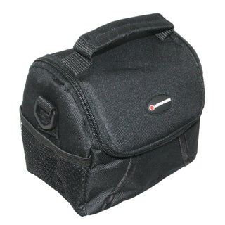 Agfa Deluxe Soft Camera Case - Black