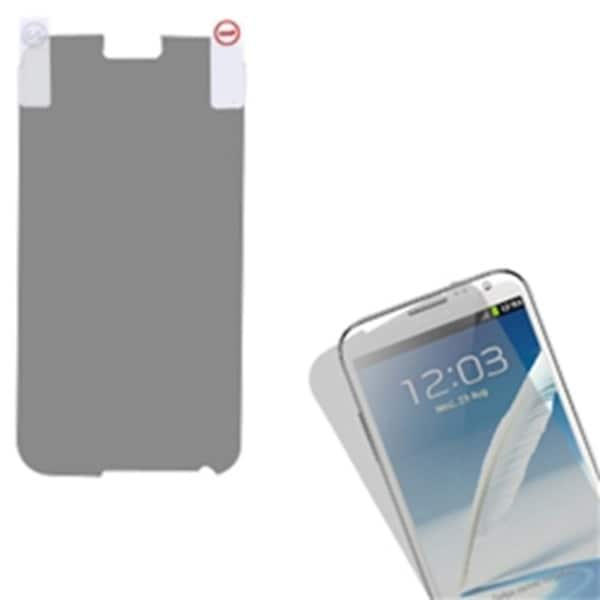 INSTEN Anti-glare Screen Protector Film for Samsung Galaxy Note 2