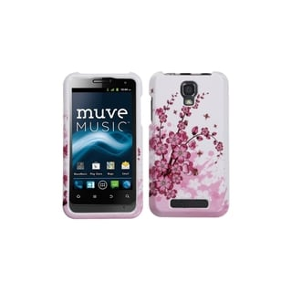 INSTEN Spring Flowers Phone Case Cover for ZTE V8000 Engage