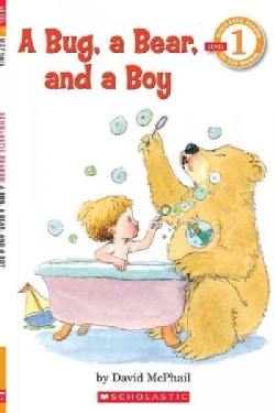 A Bug, a Bear, and a Boy (Paperback)