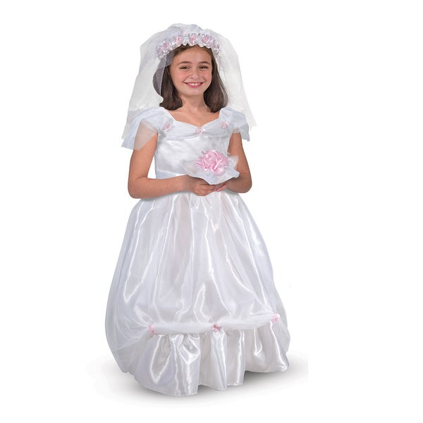 Melissa & Doug Bride Role Play Set