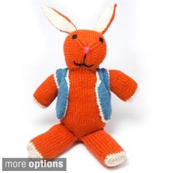 Handmade Stuffed Bunny (Peru)