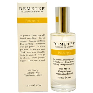 Demeter Pineapple Women's 4-ounce Cologne Spray
