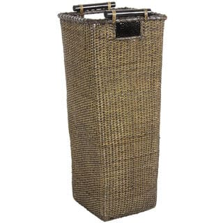 Rattan Antique Finish Umbrella Stand (China)