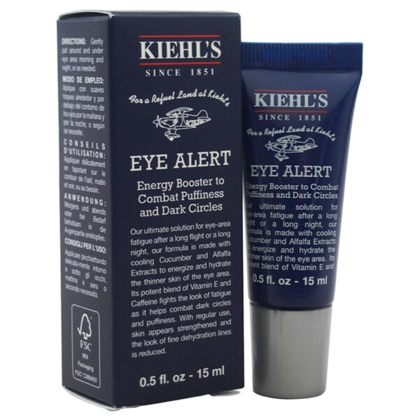 Kiehl's Eye Alert Energy Booster to Combat Puffiness and Dark Circles
