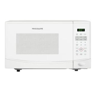 Frigidaire 0.9-cubic-foot White Countertop Microwave Oven
