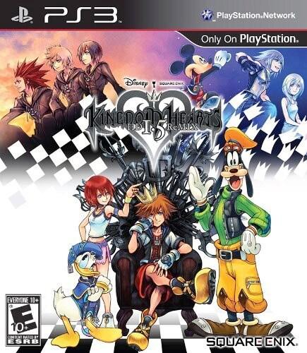 PlayStation 3 - Kingdom Hearts HD 1.5 ReMIX