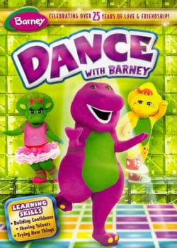 Barney: Dance With Barney (DVD)