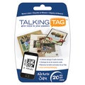 Sizzix Talking Tag Audio Memory Labels (Pack of 20)