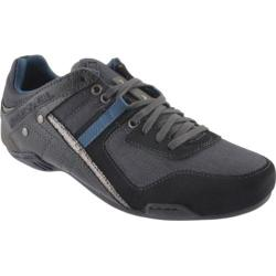Men's Diesel Trackkers Korbin II Total Blue/Ebony/Gunmetal