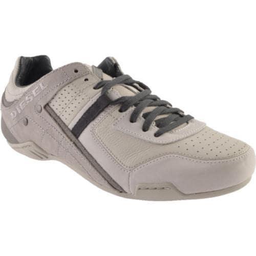 Men's Diesel Trackkers Korbin II White/Silver Birch/Paloma