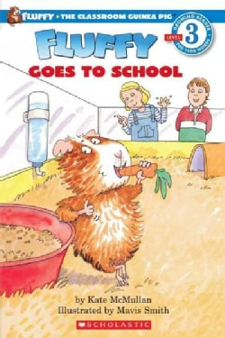 Fluffy Goes to School (Paperback)