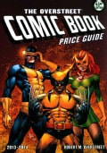 The Overstreet Comic Book Price Guide 2013-2014 (Paperback)