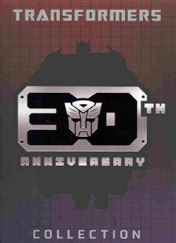 Transformers: 30th Anniversary Collection (Hardcover)