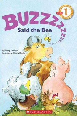 Buzz Said the Bee (Paperback)