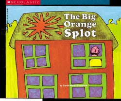 The Big Orange Splot (Paperback)