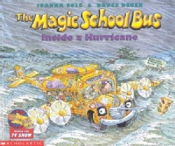 The Magic School Bus Inside a Hurricane (Paperback)