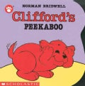 Clifford's Peekaboo (Board book)