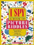I Spy: A Book of Picture Riddles (Hardcover)