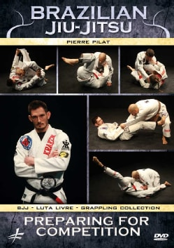 Brazilian Jiu Jitsu: Preparing for Competition (DVD)
