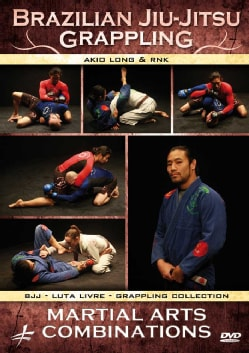 Brazilian Jiu Jitsu: Grappling: Martial Arts Combinations (DVD)