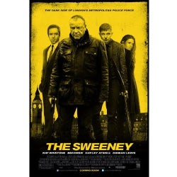 The Sweeney (Blu-ray/DVD)