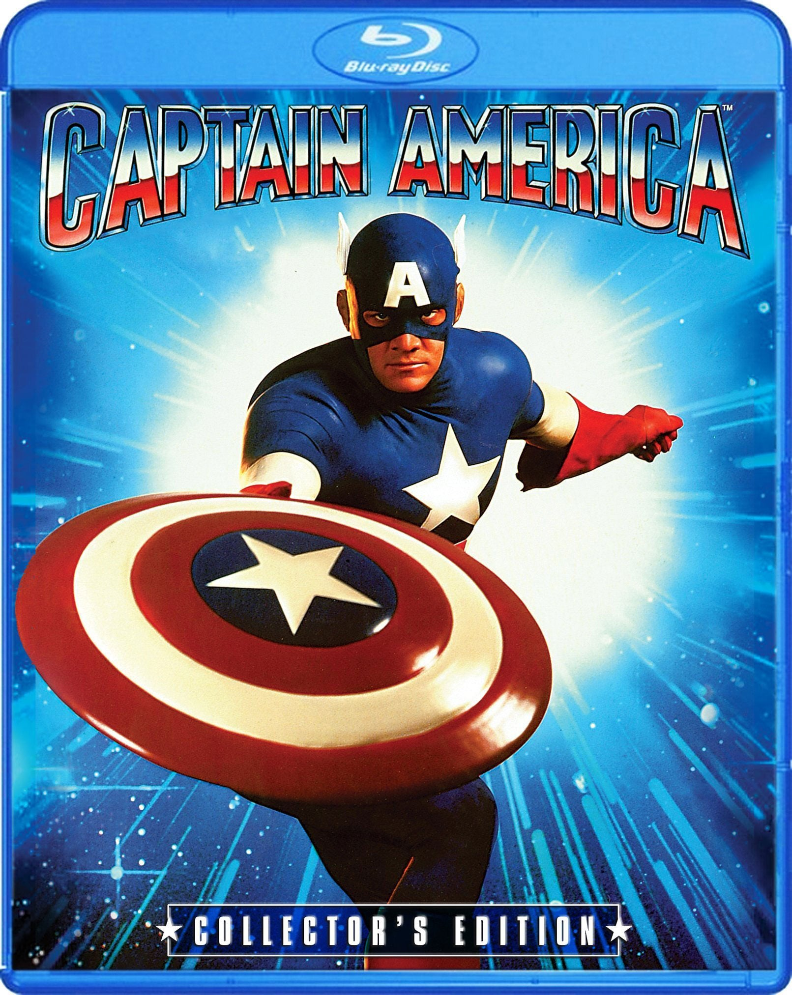 Captain America (Collector's Edition) (Blu-ray Disc)
