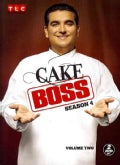 Cake Boss Season 4 Vol. 2 (DVD)