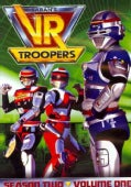 V.R. Troopers: Season Two Vol. One (DVD)