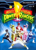 Mighty Morphin Power Rangers: Season 2, Vol. 2 (DVD)