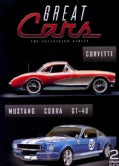 Great Cars: The Television Series: Mustang & Corvette (DVD)