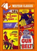 The Lone Gun/Ride Out For Revenge/Gunsight Ridge/Gun Belt (DVD)