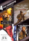 4 Film Favorites: Kevin Costner Drama (DVD)