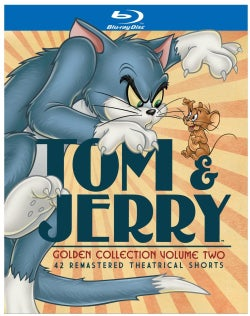 Tom and Jerry: The Golden Collection Volume 2 (Blu-ray Disc)